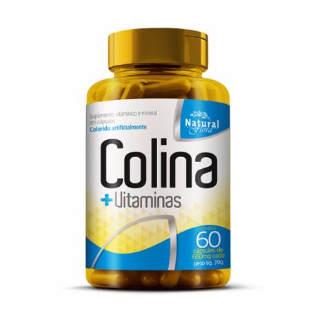 Colina + vitaminas