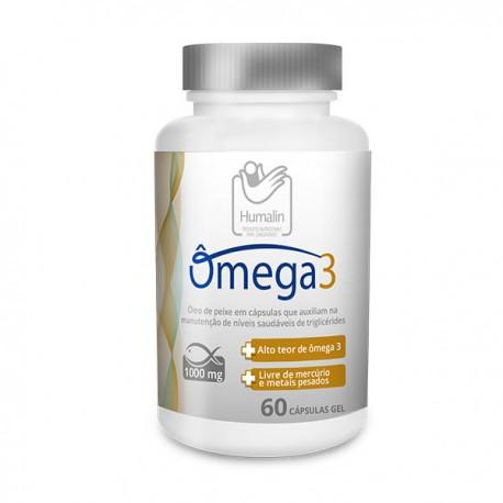 Omega 3 Humalin 60caps