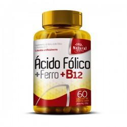 Ferro + Vitamina B9 + Vitamina B12