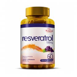 Resveratrol - Óleo De Semente De Uva Em Cápsulas