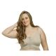Sutiã Plus Size com Bojo FlexÍvel e sem costuras MACOM