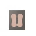 Placa laterais (par) - RIGIDA - 22x10cm Macom 94b